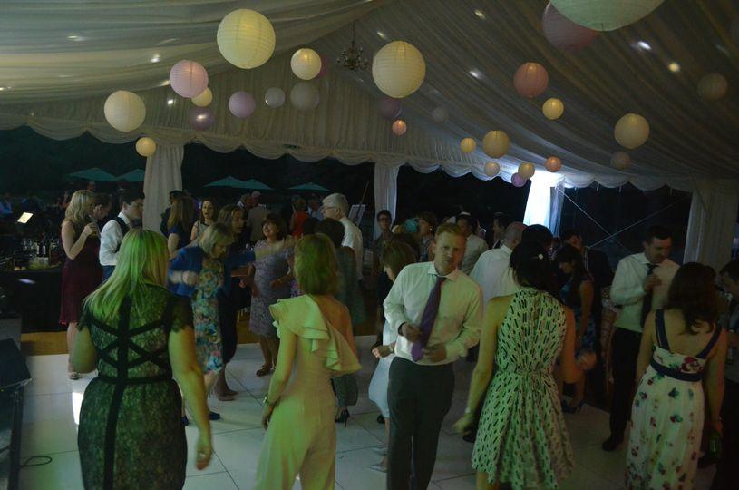 Marquee Wedding Regents Park