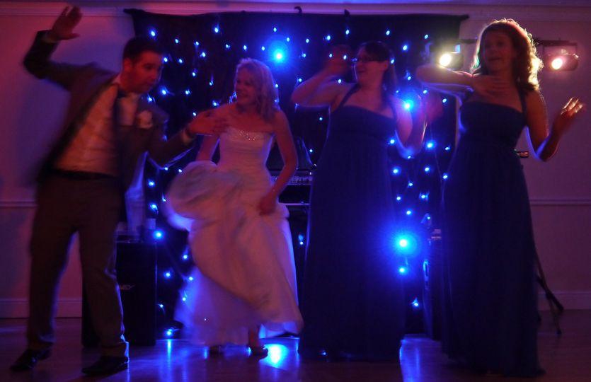 Bride, Groom & Bridesmaid's