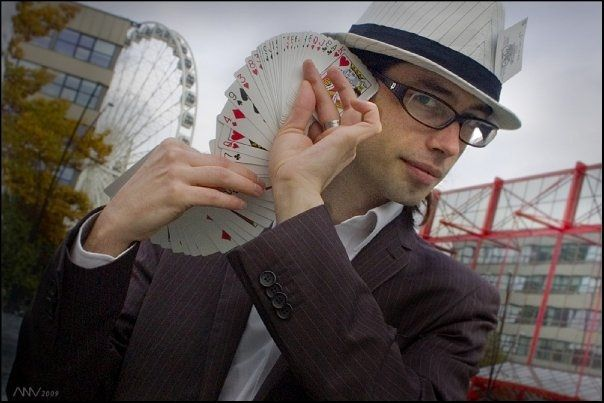 French Magician for Hire