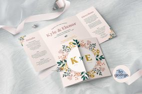 Georgia Yates Wedding Stationery