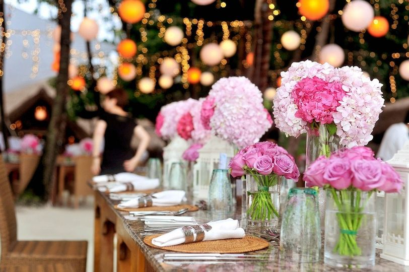 flowers and table decorations 4 273685 159904289982732