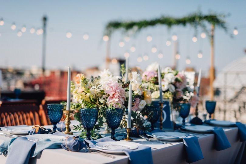 Quaint banquets