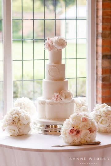 Cakes Cheshire Wedding Cakes 6