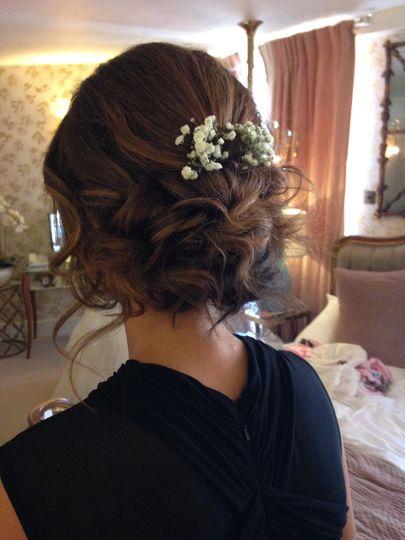 Splendid hairstyle