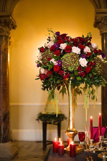 Elegant Wedding Floral Design