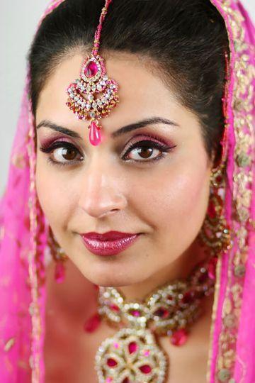 Preeti Bains Asian Bridal