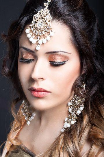 Indian Bridal by Preeti Bains