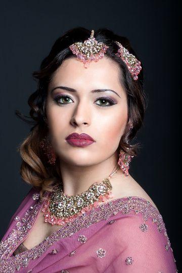 Bridal Makeup By Preeti Bains