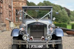 Anthony James Wedding Cars