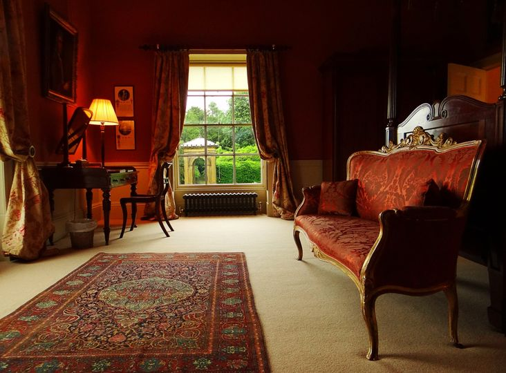 Luxury bedrooms Broughton Hall