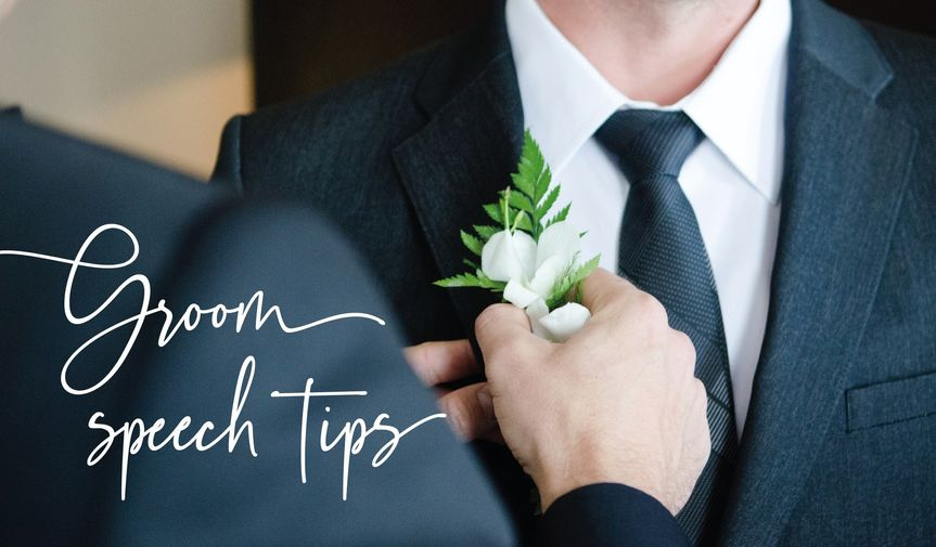 From tips to a bespoke speech