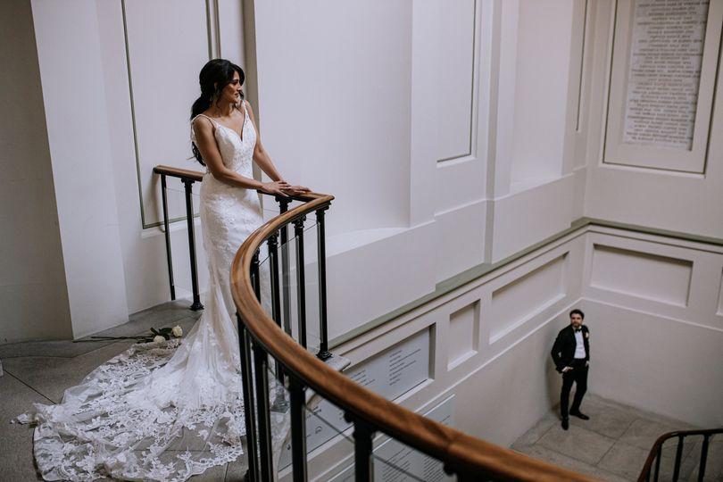 Ashmolean Museum, Grand Stairc