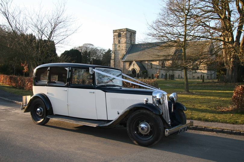 1936 Armstrong Siddeley Long 20 Limousine