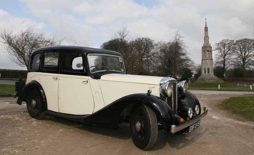 1937 Daimler 15