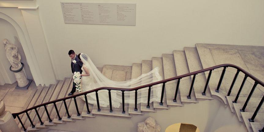 Ashmolean Museum, Grand Staircase