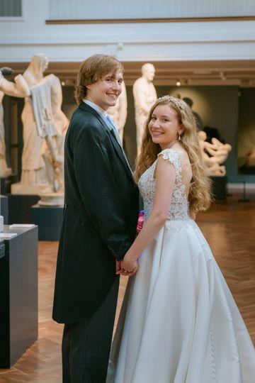 COVID SECURE WEDDING 2