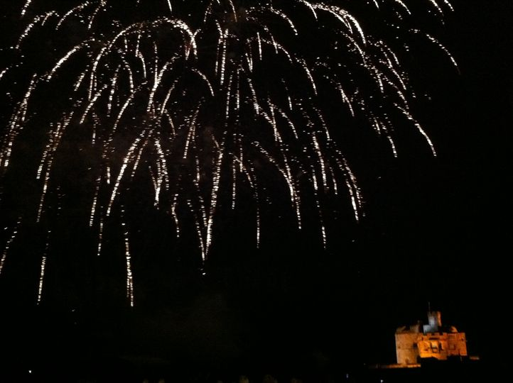 Pendennis Castle 17