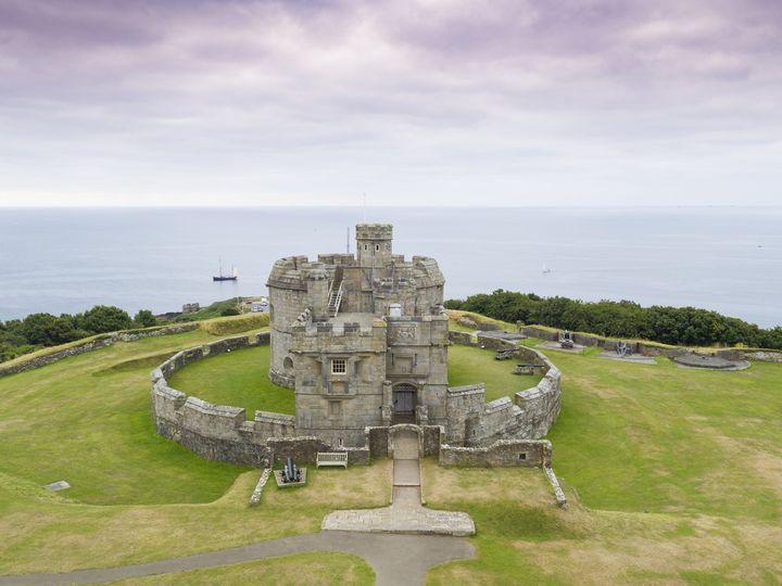 Pendennis Castle 27