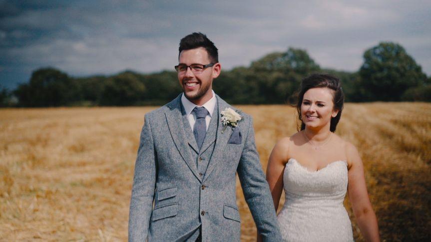 Jon & Joanna, The Mill Barns