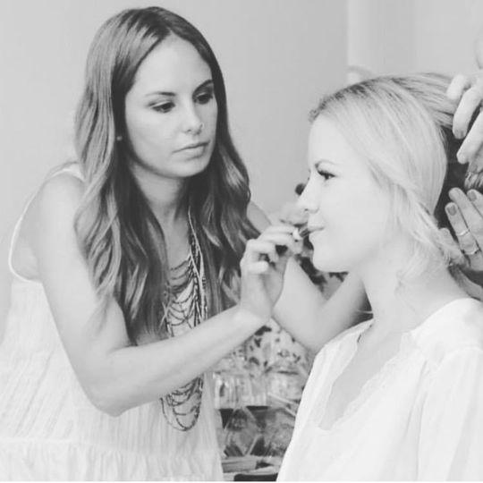 Beauty, Hair & Make Up Jamie-Lee Make-up Artist 20