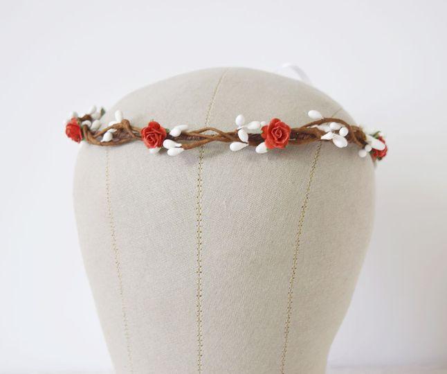Layna flower crown