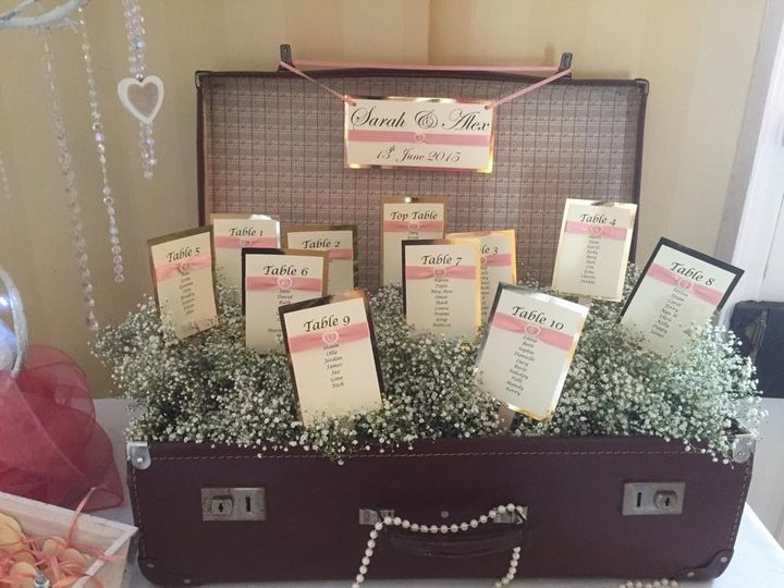 Stationery Enchanted Weddings & Events 16