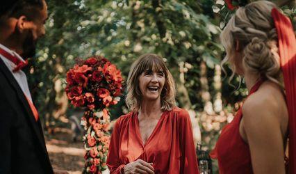 Sylvia Brown celebrant
