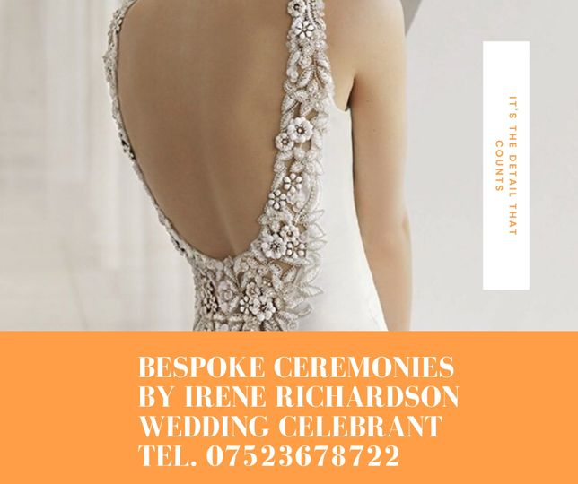 Celebrants Bespoke Ceremonies by Irene Richardson  24