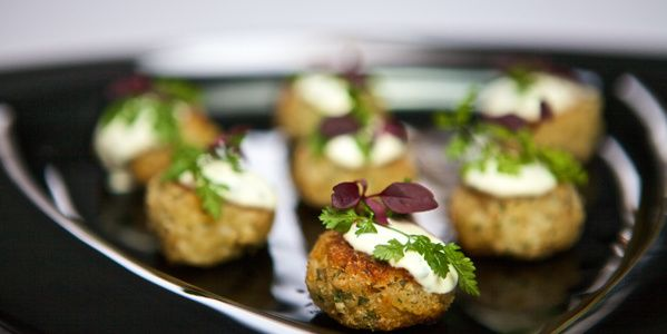 Delectible bites for your event