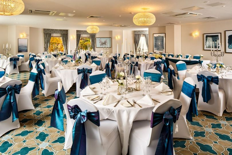 The Christleton Suite at Mercure Chester Abbots Well