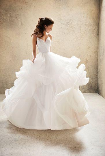 Morilee Ravenna dress