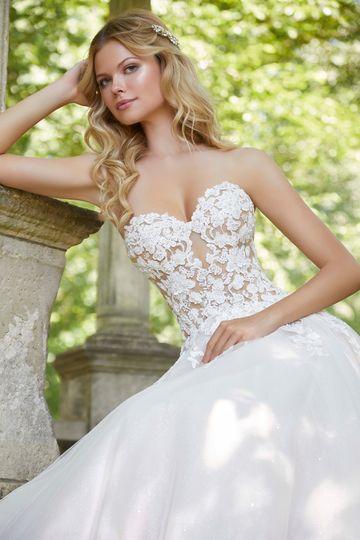 Morilee Pierette dress