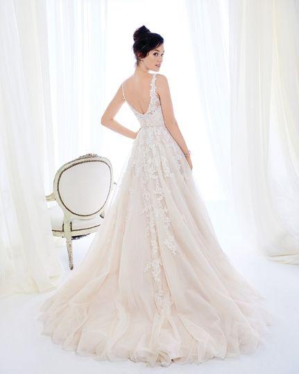 Ella Rosa wedding dress