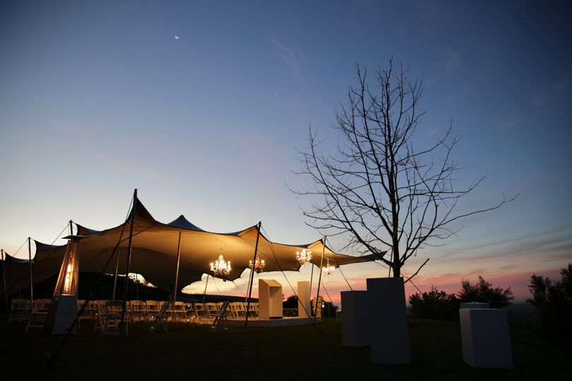 Marquee & Tipi Hire STRETCHED