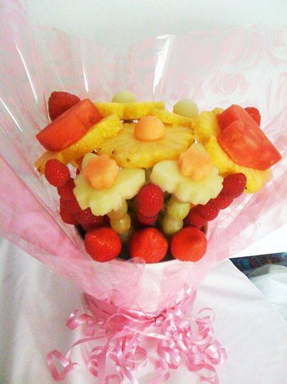 Wedding   Fruit Bouquet