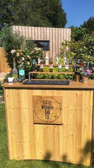 Little Wooden Bar