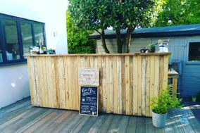The Little Wooden Bar - Bar Hire