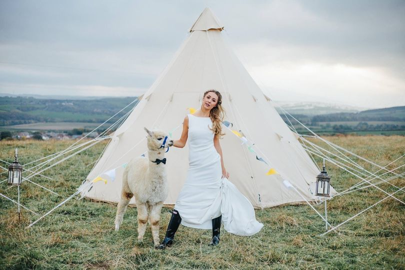 Marquee & Tipi Hire Northern Star Teepees 2