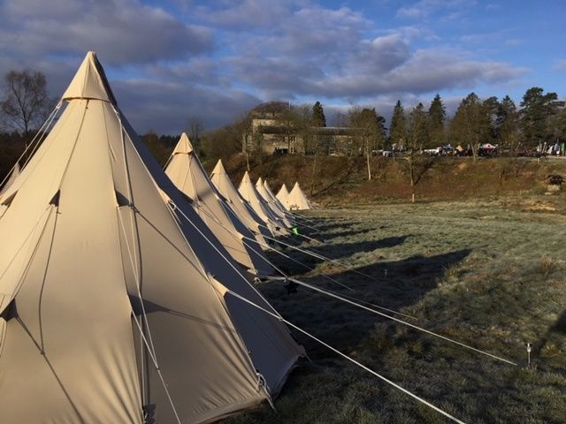 Marquee & Tipi Hire Northern Star Teepees 42