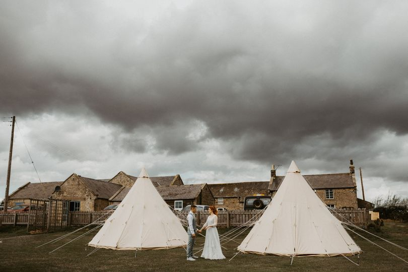 Marquee & Tipi Hire Northern Star Teepees 45