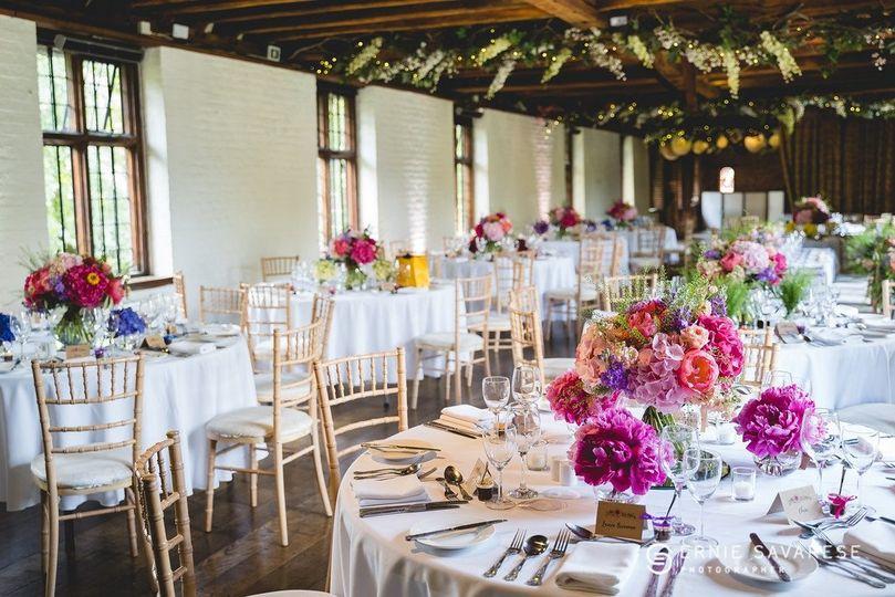 Tudor Barn Royal Greenwich Wedding Venue Tower Hamlets ...