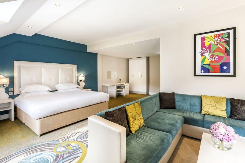 The Daffodil Hotel & Spa 26