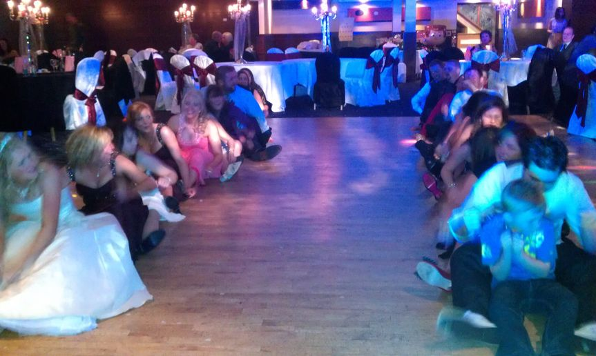 Wedding at Clandeboye lodge