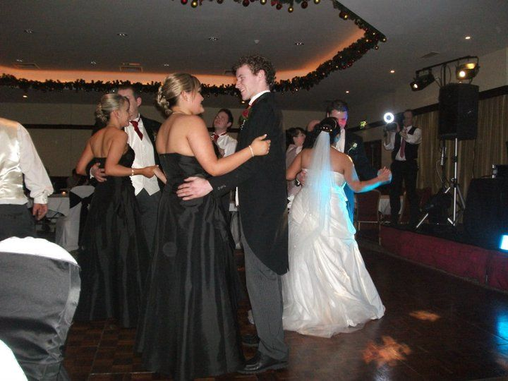The first dance Corrs Corner