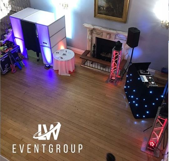 Decorative Hire LW Event Group 2