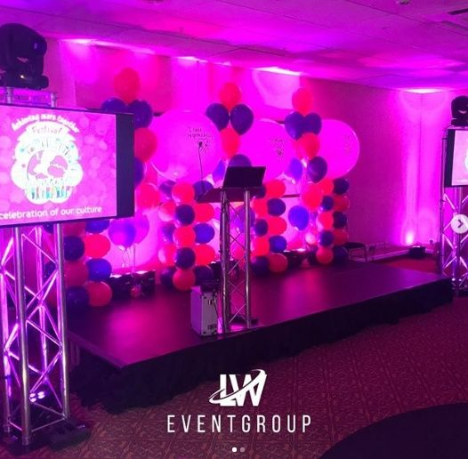 Decorative Hire LW Event Group 10