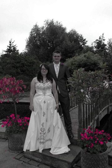 Wedding at The Watermill