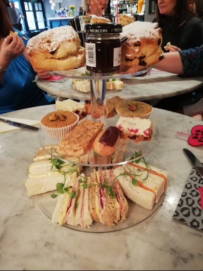 Afternoon Tea for HEn Party