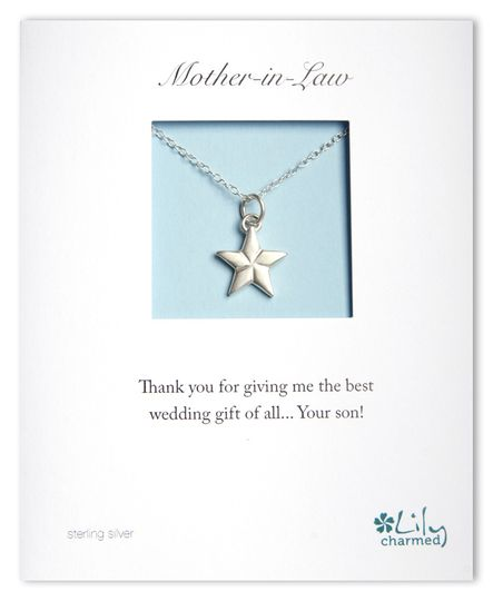 Mother-in-law Star Necklace