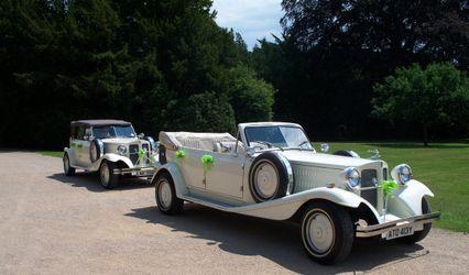 Luxury Chauffeured Cars
